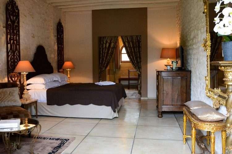baroque suite interior comfort